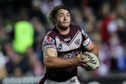 Manly stand-off Kieran Foran (File pic)